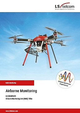 LS OBSERVER: Airborne Monitoring Unit