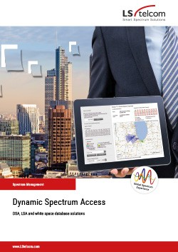Smart Solutions For Dynamic Spectrum Access