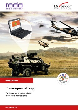 Coverage-on-the-go: The ultimate and ruggedized solution